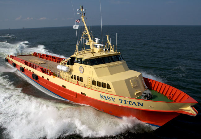 Fast Titan, 194′ Fast Supply Vessel
