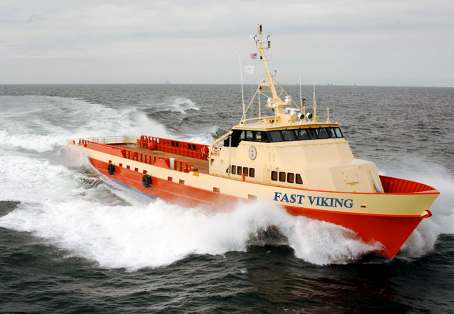 Fast Viking, 187′ Fast Supply Vessel