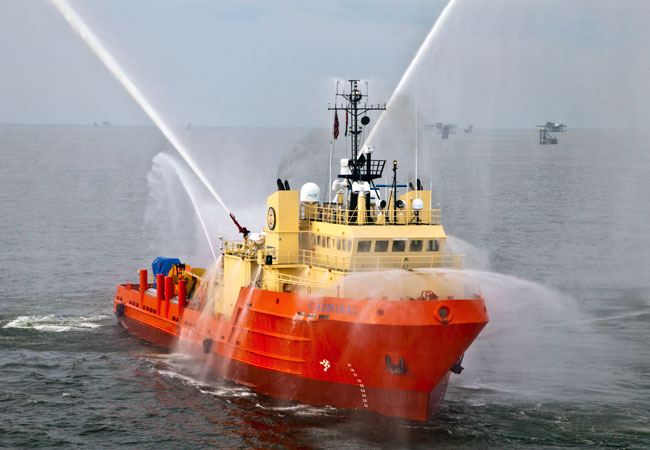 C-Admiral, 190′ Oil Spill Response Vessel