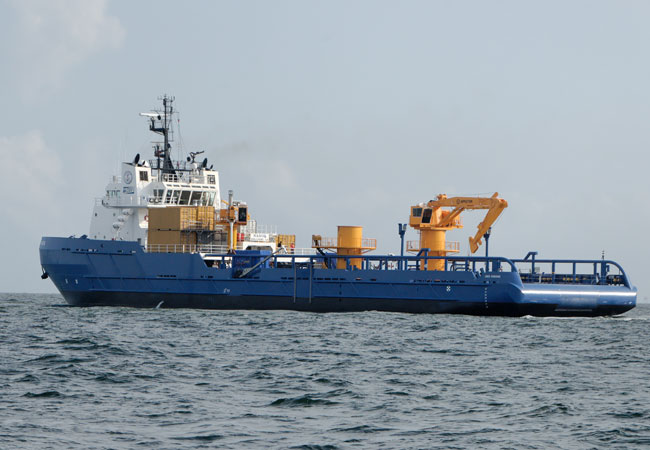 Nanuq, 301′ Ice Class Platform Supply Vessel